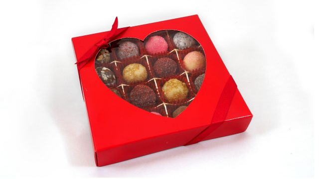 Valentine's Box of 16