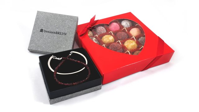 Valentine's Truffle & DenizenBKLYN Bracelet Bundle