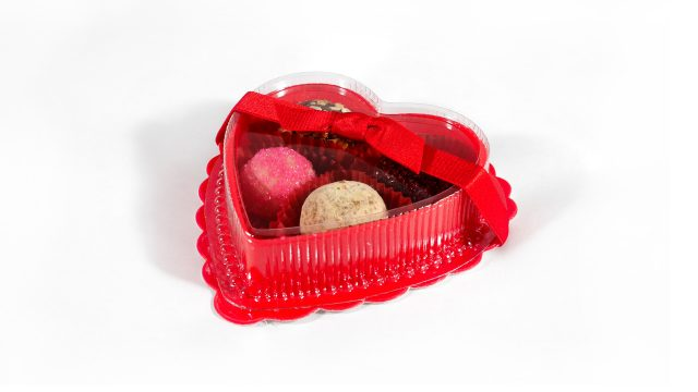 Valentine's Box of 4