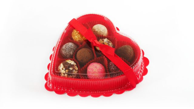 Valentine's Box of 9